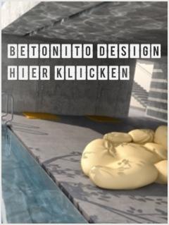 Betonmoebel Design