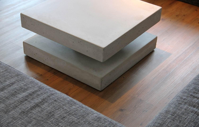 betontisch wohnzimmer hausgestaltung ideen. Black Bedroom Furniture Sets. Home Design Ideas